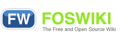 Foswiki - The Free and Open Source Wiki